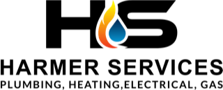 Harmer Services Plumbing, Heating and Electrical logo
